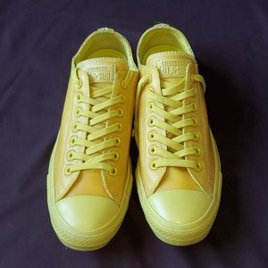 All Star Ox Rubber Lo Tops